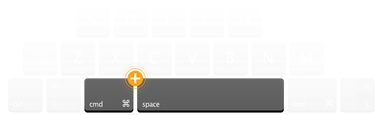 LaunchBar hot key